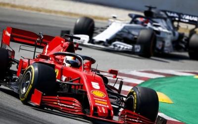 Kalah di GP Spanyol, Binotto: Akhir Pekan Mengecewakan