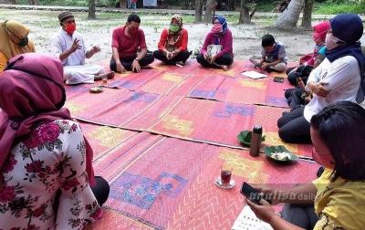 Hapsari Dorong Layanan Berbasis Komunitas Terintegrasi Hadapi Covid-19