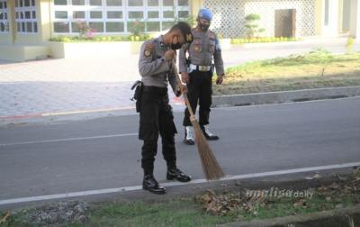 Langgar Protokol Kesehatan, 28 Polisi di Aceh Mendapat Hukuman