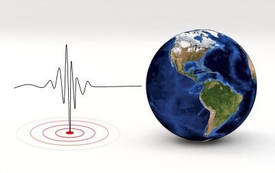 Pagi-pagi Bengkulu Diguncang Gempa 2 Kali