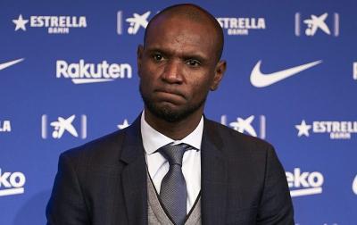 Barcelona Pecat Abidal dari Jabatan Direktur Olahraga