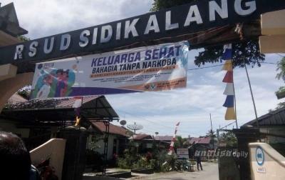 Mantan Plt Direktur RSUD Sidikalang Tersangka Kasus Penghinaan Dokter