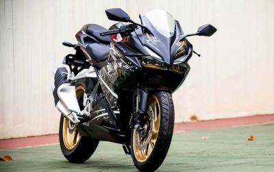 Honda Umumkan Harga CBR250RR Garuda x Samurai