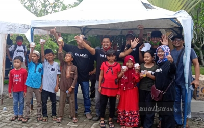 Peringati 1 Muharram, KaYa Indonesia Santuni Anak Yatim