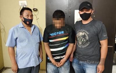 Polres Tanjungbalai Tangkap Pemilik Sabu