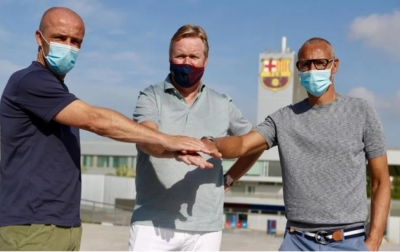 Henrik Larsson Dipercaya Dampingi Koeman di Barcelona