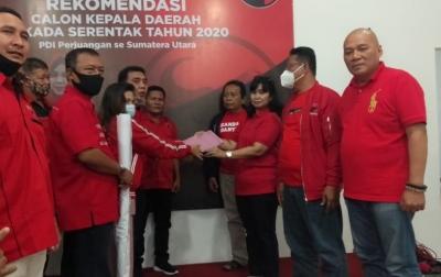 PAC Se-Kota Medan Siap Menangkan Bobby Nasution-Aulia Rahman