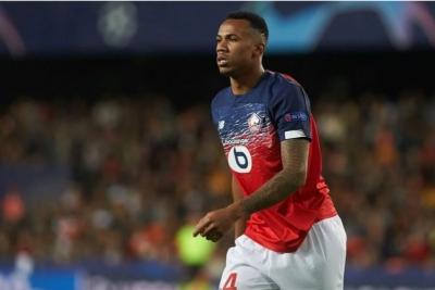 Bek Lille Asal Brazil Segera Teken Kontrak Dengan Arsenal