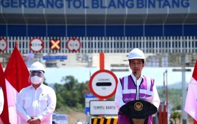 Jokowi Harapkan Jalan Tol Aceh Bangkitkan Pertumbuhan Ekonomi