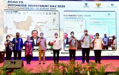 Edy Rahmayadi Tawarkan 7 Proyek Prioritas Kepada Singapura