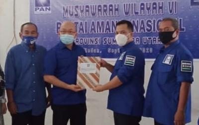 Tinggalkan ASN, Ade Taufiq Siap Jadi Pimpinan PAN Sumut