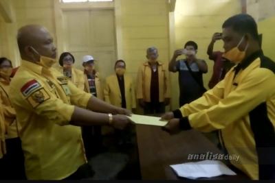 Ketua DPRD dan Bupati Dairi Berebut Ketua Golkar