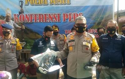 Komplotan Perampok Nasabah Bank Ditangkap Polda Sumut, 1 Ditembak Mati