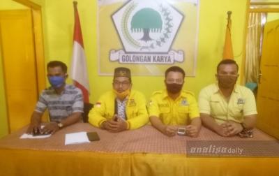 DPD Partai Golkar Batubara Buka Pendaftaran Calon Ketua