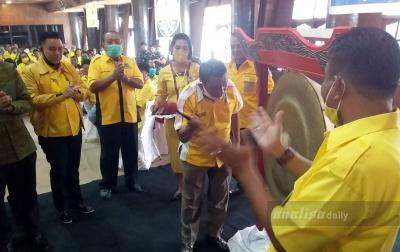 Fernando: Kader Golkar Siap Bertarung di Pilkada