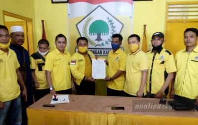 Ismar Khomri Berjanji Bawa Golkar Kembali Berjaya di Batubara