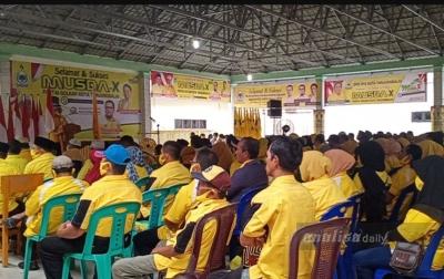 Partai Golkar Usung 'Salwa' di Pilkada Tanjungbalai 2020