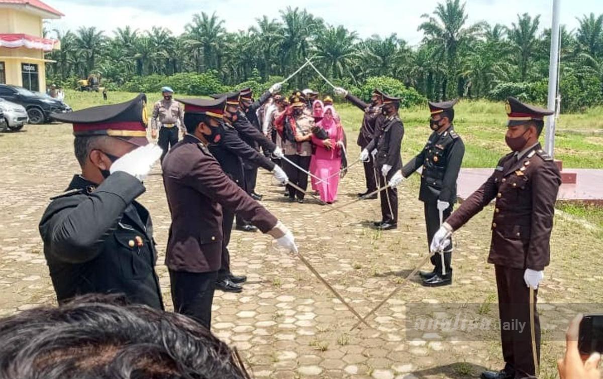 Kompol JW Sijabat Jadi Wakapolres Padang Lawas