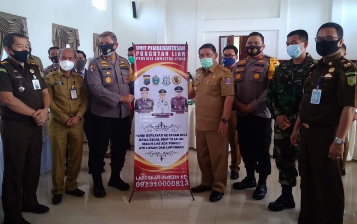 Kabupaten Deli Serdang Masuk Penilaian Bebas Pungli