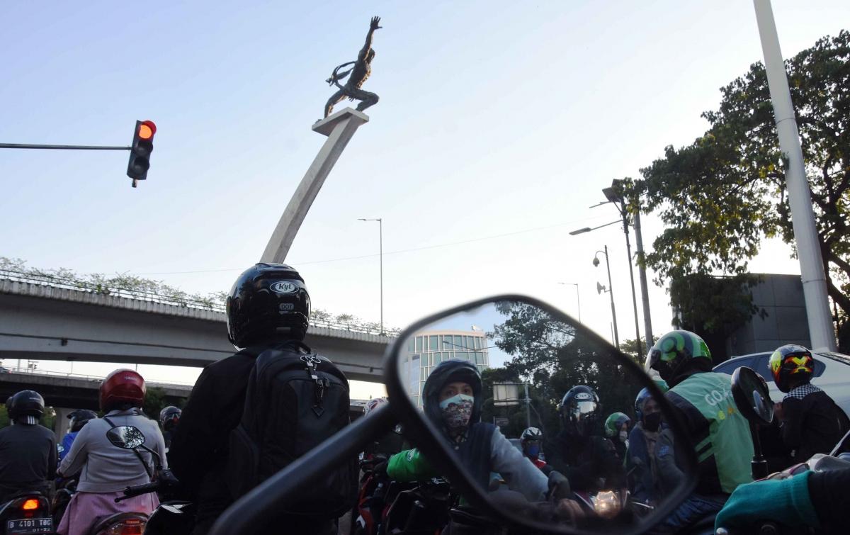 Jakarta Tarik Rem Darurat Psbb Total Mulai 14 September 2020 Nasional Analisadaily Com