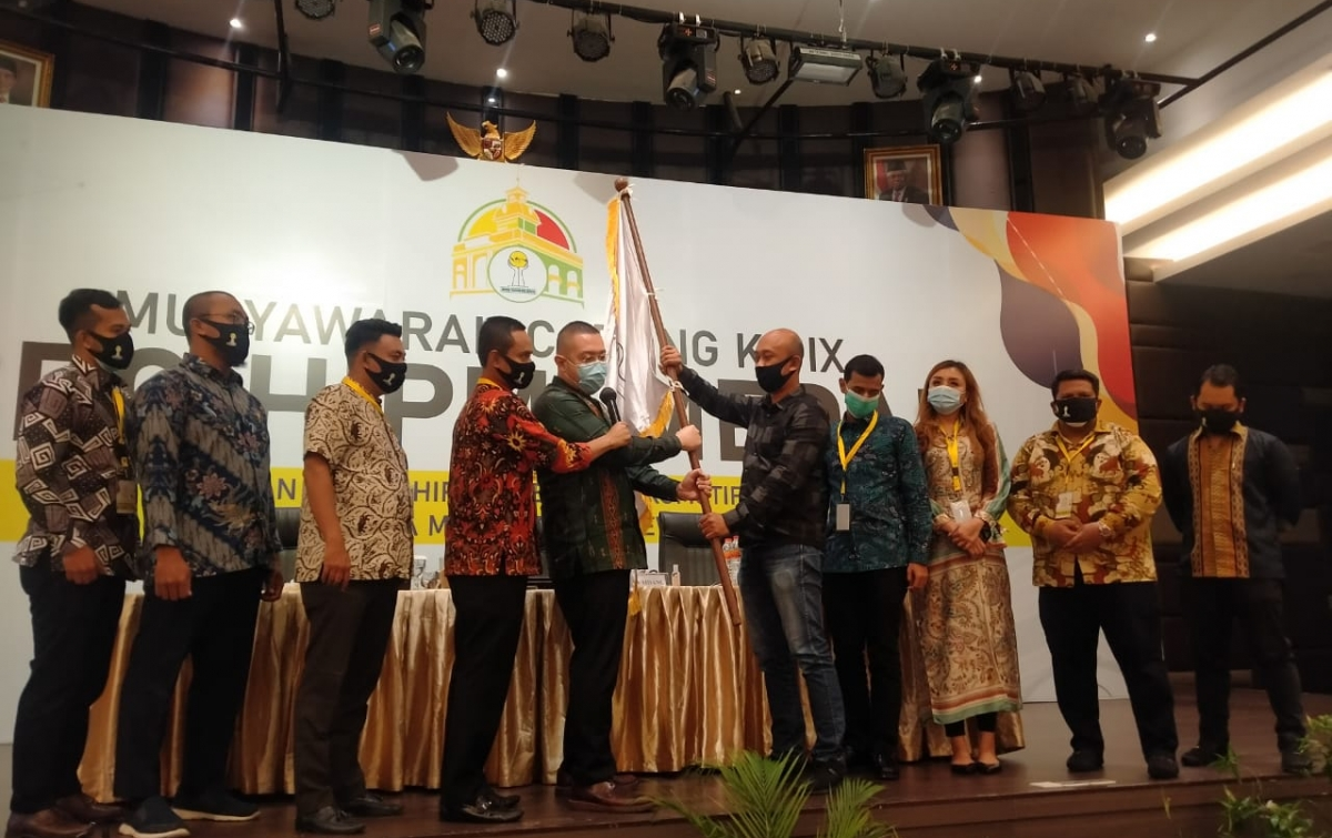 Palacheta Subies Subianto Ketua Umum BPC HIPMI Medan Periode 2020 – 2023