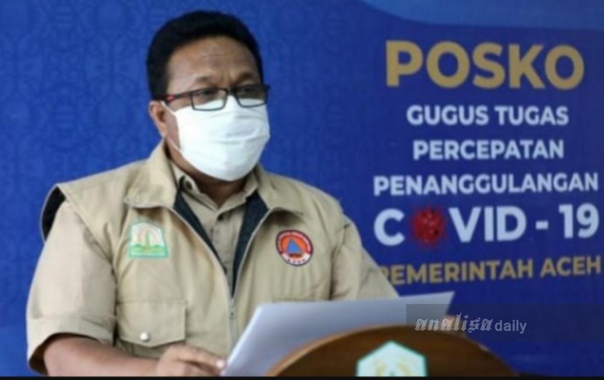 Hari Ini 12 Pasien Covid-19 di Aceh Meninggal