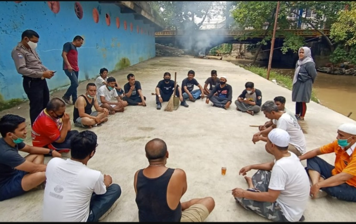 Kampung Kubur Siap Berbenah Menjadi Kampung Berinovatif dan Kreatif