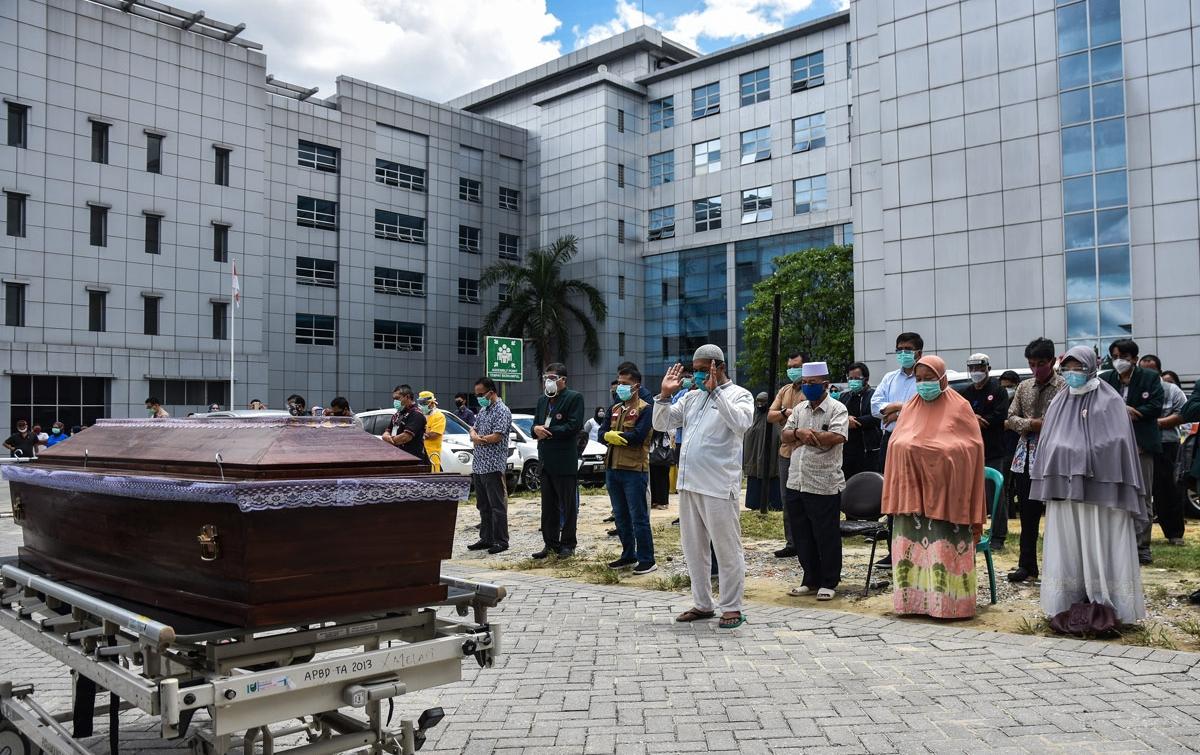 Hari Ini, Kasus Kematian Tertinggi Sejak 22 Juli 2020