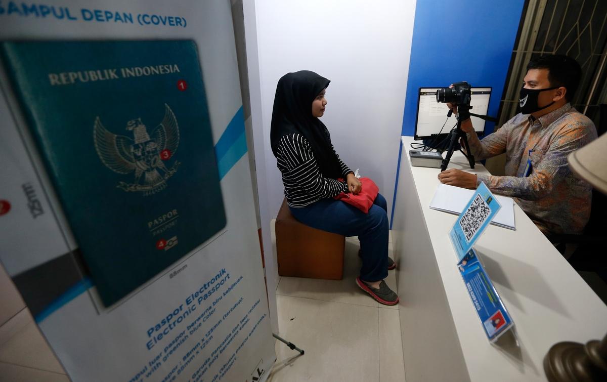 Bertambah, Masa Berlaku Paspor WNI Menjadi 10 Tahun