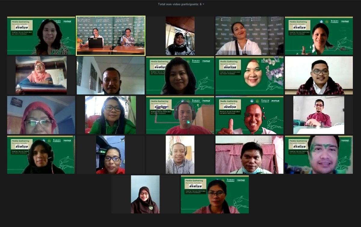 Puluhan Guru di Sumut Ikuti Pelatihan Menulis