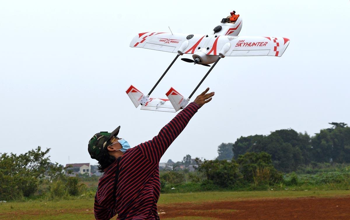 Foto: Olahraga Rekreasi Aeromodelling