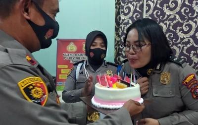 Ulang Tahun Polwan, Kompol Arifin: Selalu Ayomi Masyarakat