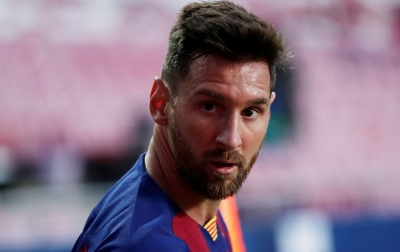 Messi Masih Ada di Grup WhatsApp Tim Utama