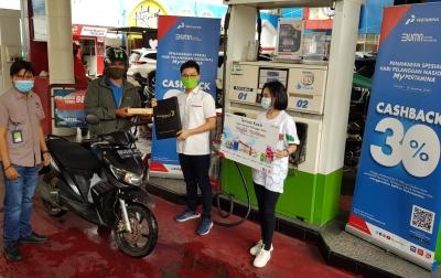 Hari Pelanggan Nasional di Tengah Pandemi, Pertamina Beri Apresiasi Konsumen
