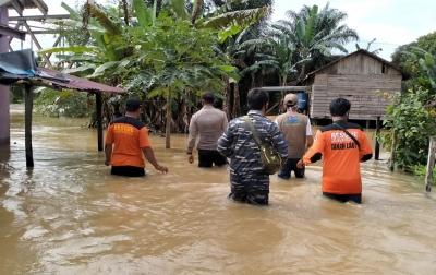 Banjir di Kalimantan Selatan, Sebanyak 14.891 Jiwa Terdampak