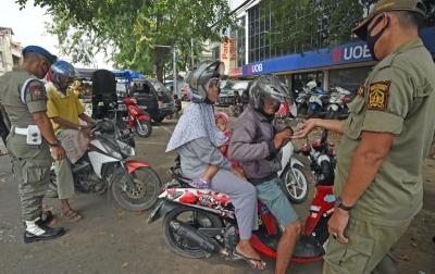 Jokowi Terbitkan Inpres untuk Perketat Disiplin Protokol Kesehatan