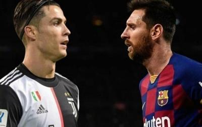 Ronaldo Pernah Mengajak Messi Bermain di Italia