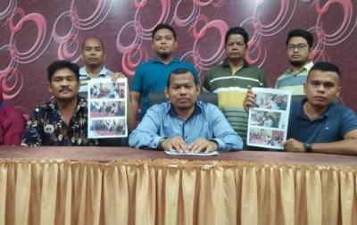 Hamdani dan Rasidin Akan Polisikan Syahdani Pardosi