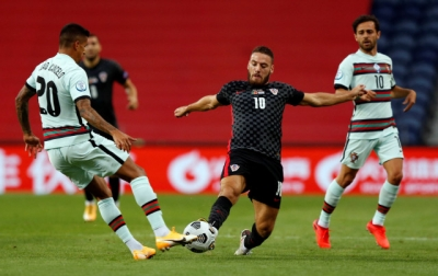 Tanpa Ronaldo, Portugal Hantam Kroasia 4-1