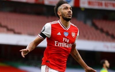 Aubameyang Setujui Kontrak Baru 3 Tahun dengan Arsenal