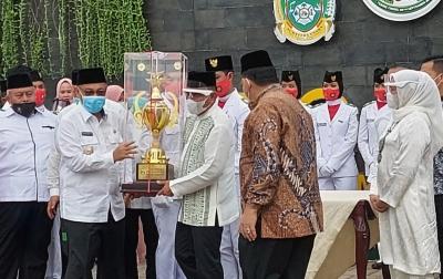 Resmi Ditutup Gubsu, Medan Juara Umum MTQ Ke-37 Provsu
