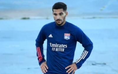 Houssem Aouar Jadi Target Utama Arsenal