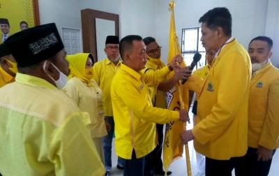 Tengku Ahmad Thala'a Kembali Pimpin Golkar Deliserdang