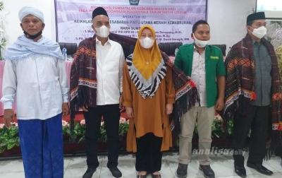 Kemenag Sumut dan DPR RI Gelar Diseminasi Pembatalan Keberangkatan Haji
