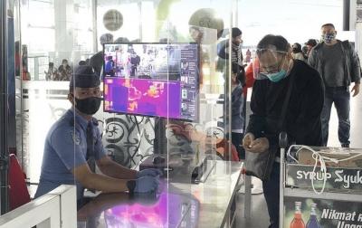 Bandara Kualanamu Kembali Perketat Protokol Kesehatan
