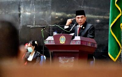 Anggota DPRD Diminta Ingatkan Paslon Kepala Daerah Disiplin Protokol Kesehatan