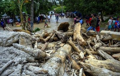 Foto: Banjir Bandang Sigi