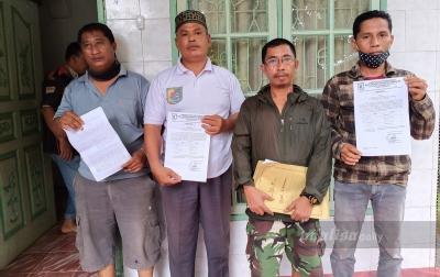 Kepala Dusun Desa Pekan Tanjung Beringin Dipecat Sepihak