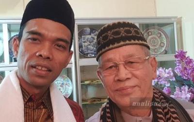 Tokoh Pers Aceh Harun Keuchik Leumiek Berpulang