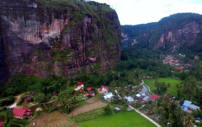 Foto: Potensi Wisata Lembah Harau